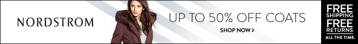 Nordstrom Banner Ad