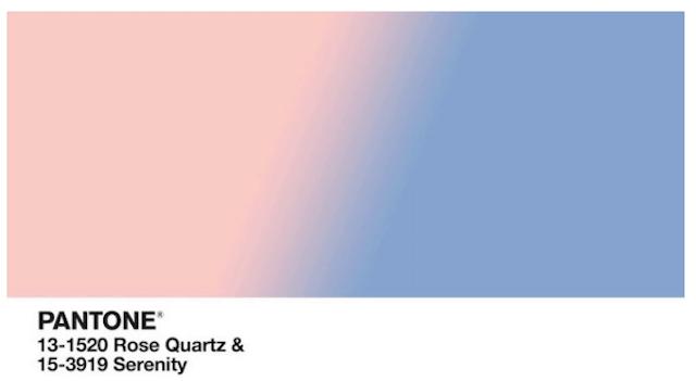 Pantone 2016 Colors