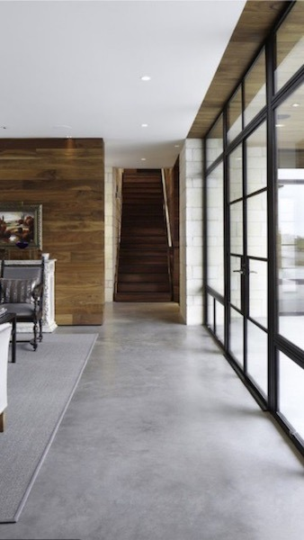 Concrete Floors Interiors 01