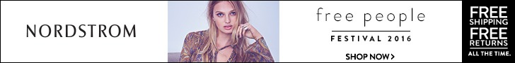Free People Banner Ad