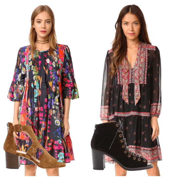 Look of the Week: Fall Florals