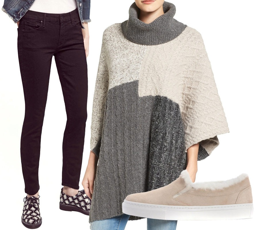 Look of the Week: Get Cozy and Shop the Post-Holiday Sales