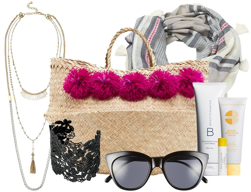 Resort-Ready Accessories