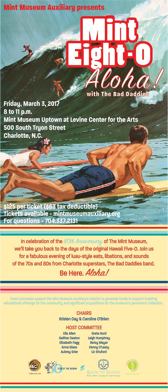 Eight-O Aloha Event