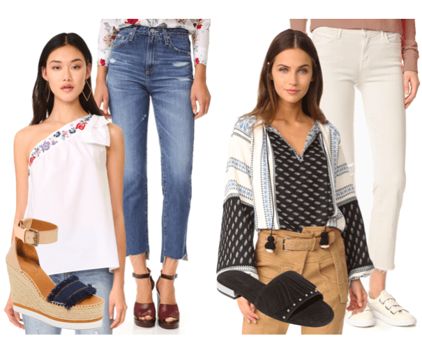 Look of the Week: Upping Your Denim Game