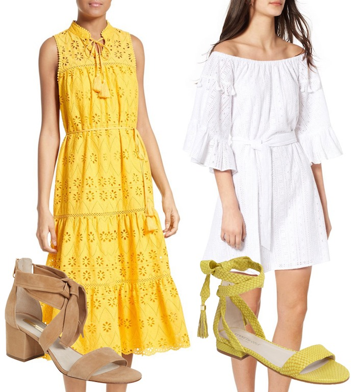 Look of the Week: Freshen Up with Eyelet