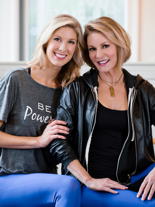 Get Fit for Summer with Liz Hilliard and Clary Hilliard Gray