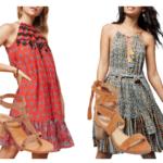 Favorite Summer Dresses and Sandals