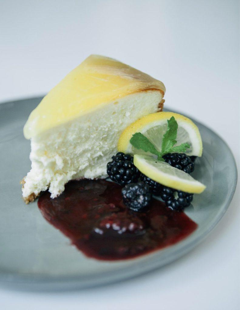 Sun-Sational Cheesecake