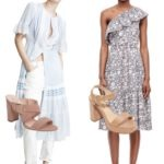 fun flirty feminine summer dresses and sandals