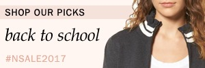 Nordstrom Anniversary Sale back to school style