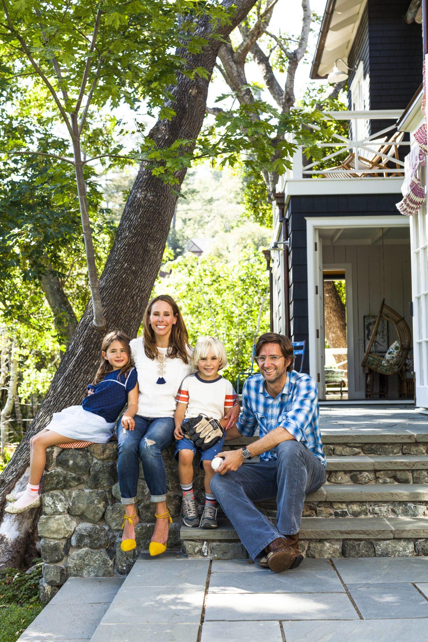 Blythe Harris' Family