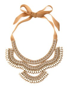 Stella & Dot Tiered Florence Necklace