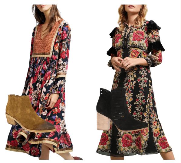 Look of the Week: Midi Dresses
