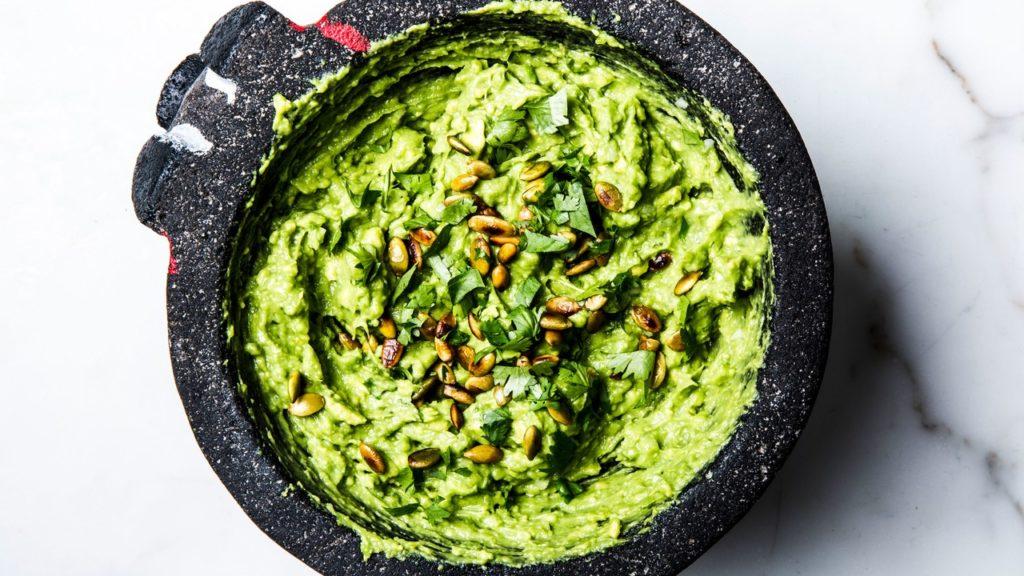 Ba's Best Guacamole