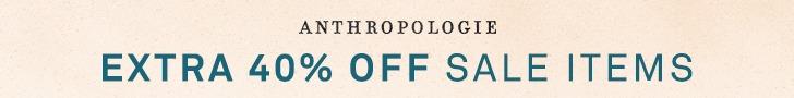 Anthropologie Sale