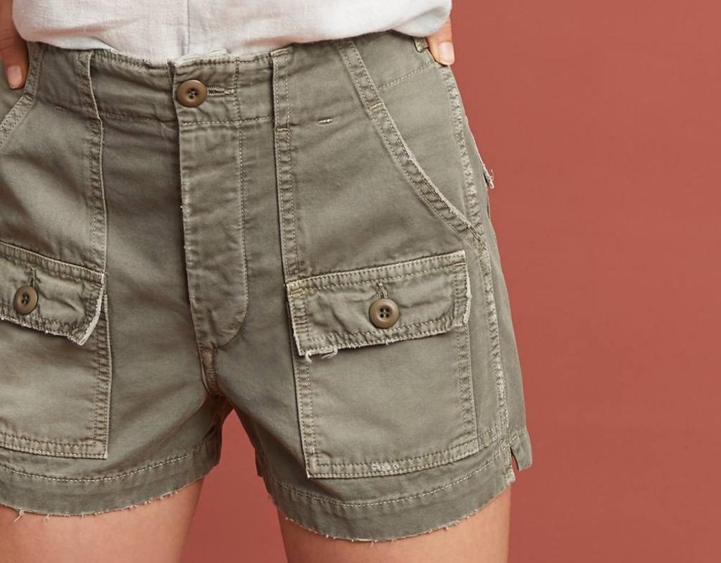 summertime staple shorts breezy tops