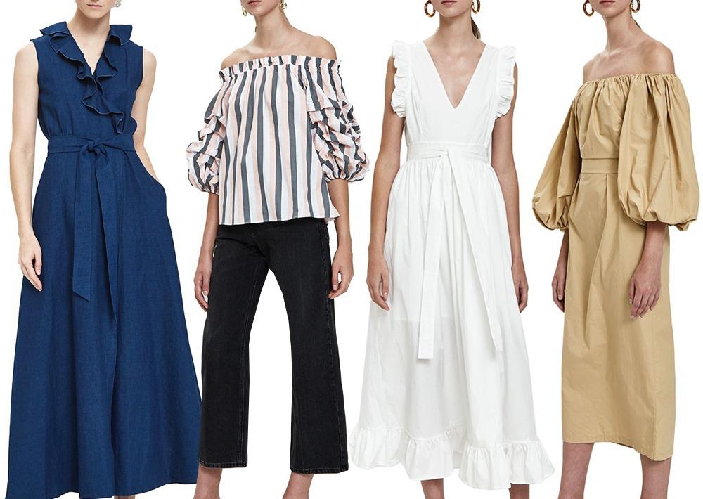 Look of the Week: Wear-Now Favorites…All On Sale!