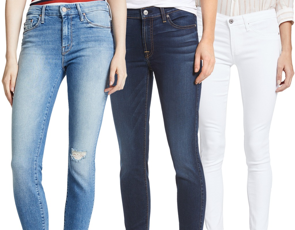 Look of the Week: Year-round staple…a great pair of jeans