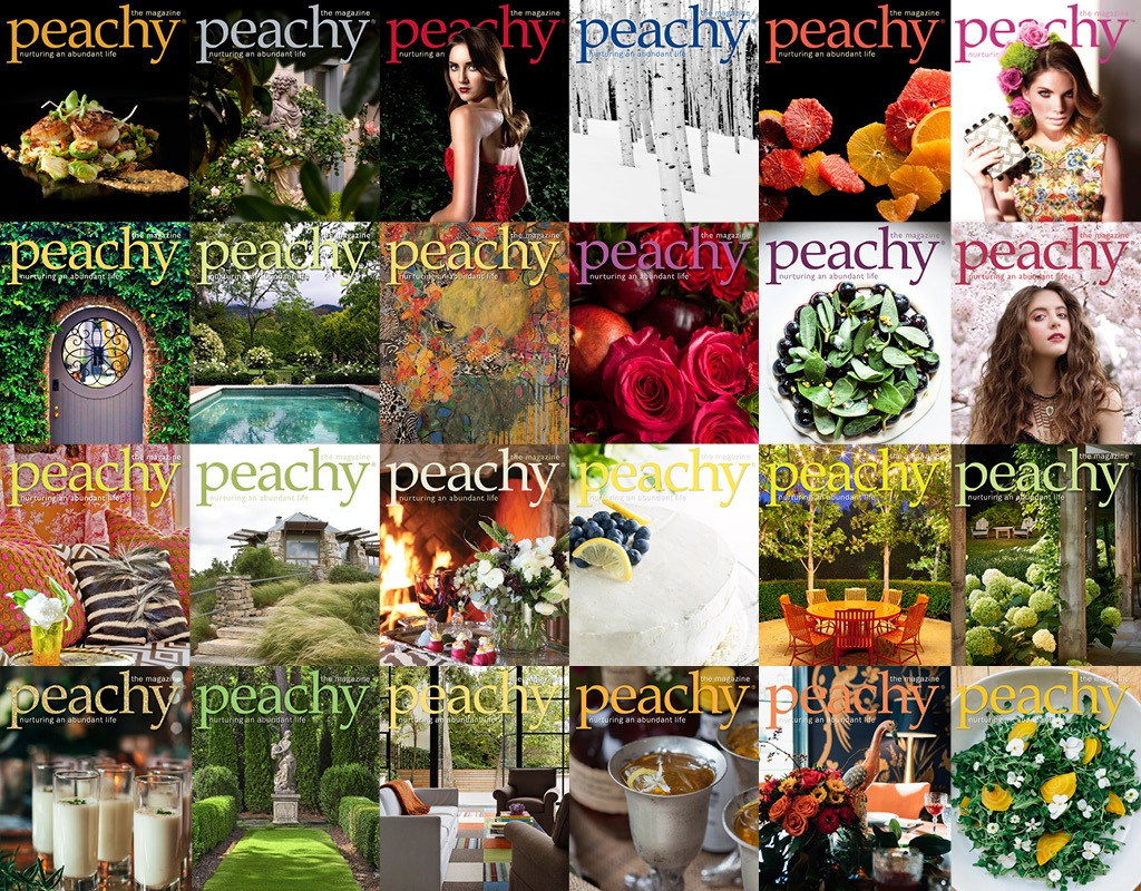 Peachy 5th Anniversary Issue