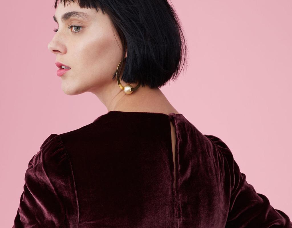 Look of the Week: Versatile Velvet