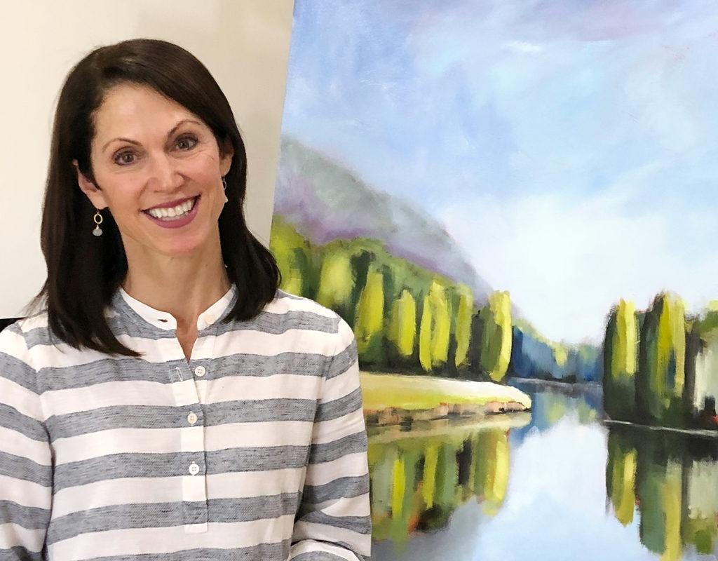 Artist Wendy Bilas