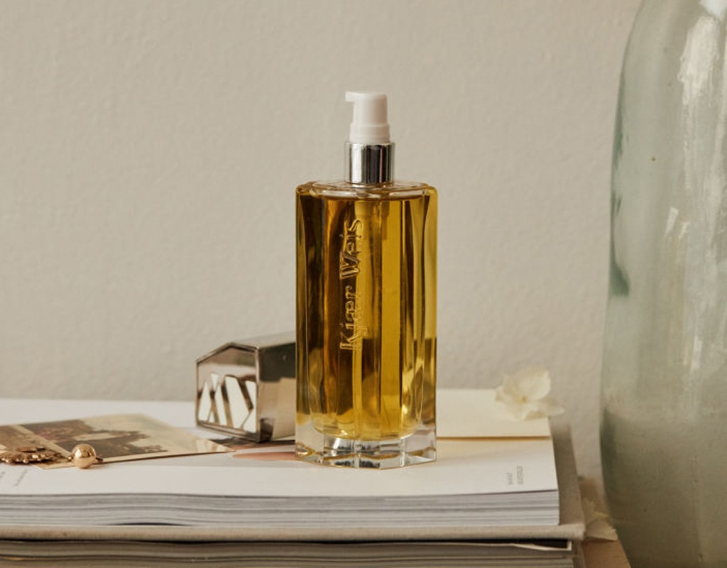 kjaer weis body oil