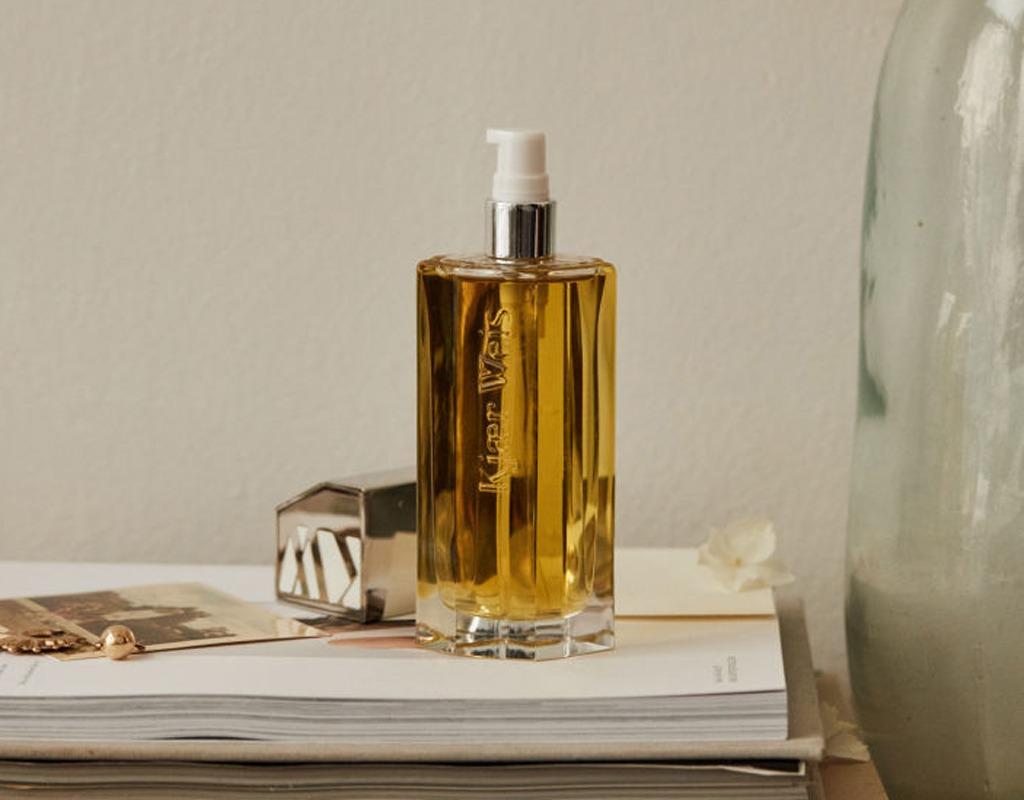 kjaer weis body oil