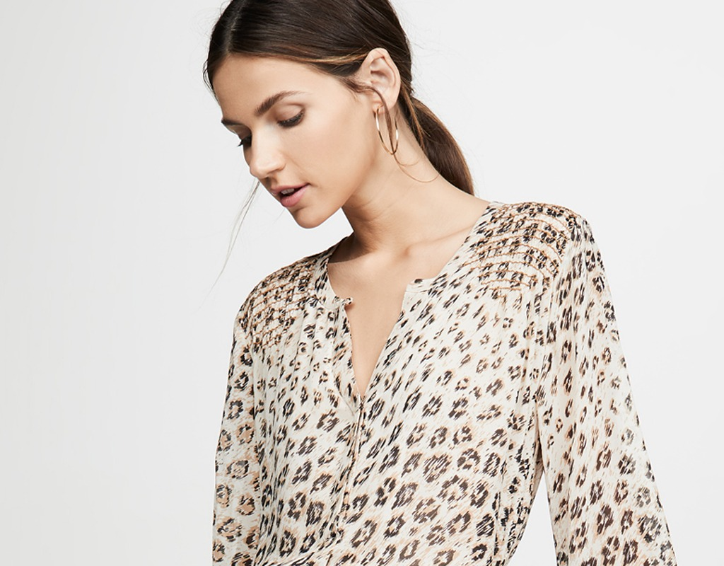 wild animal prints fall style