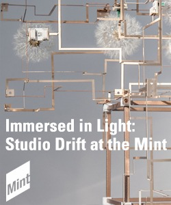Immersed In Light: Studio Drift at the Mint