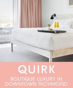 Quirk Hotel Richmond ad