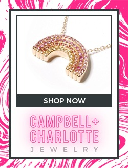 Campbell + Charlotte summer ad