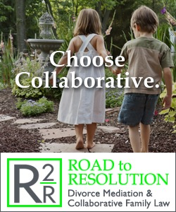 Road to Resolution Divorce Mediation & Collaborative Family Law Ad