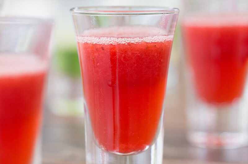 Strawberry Shooter