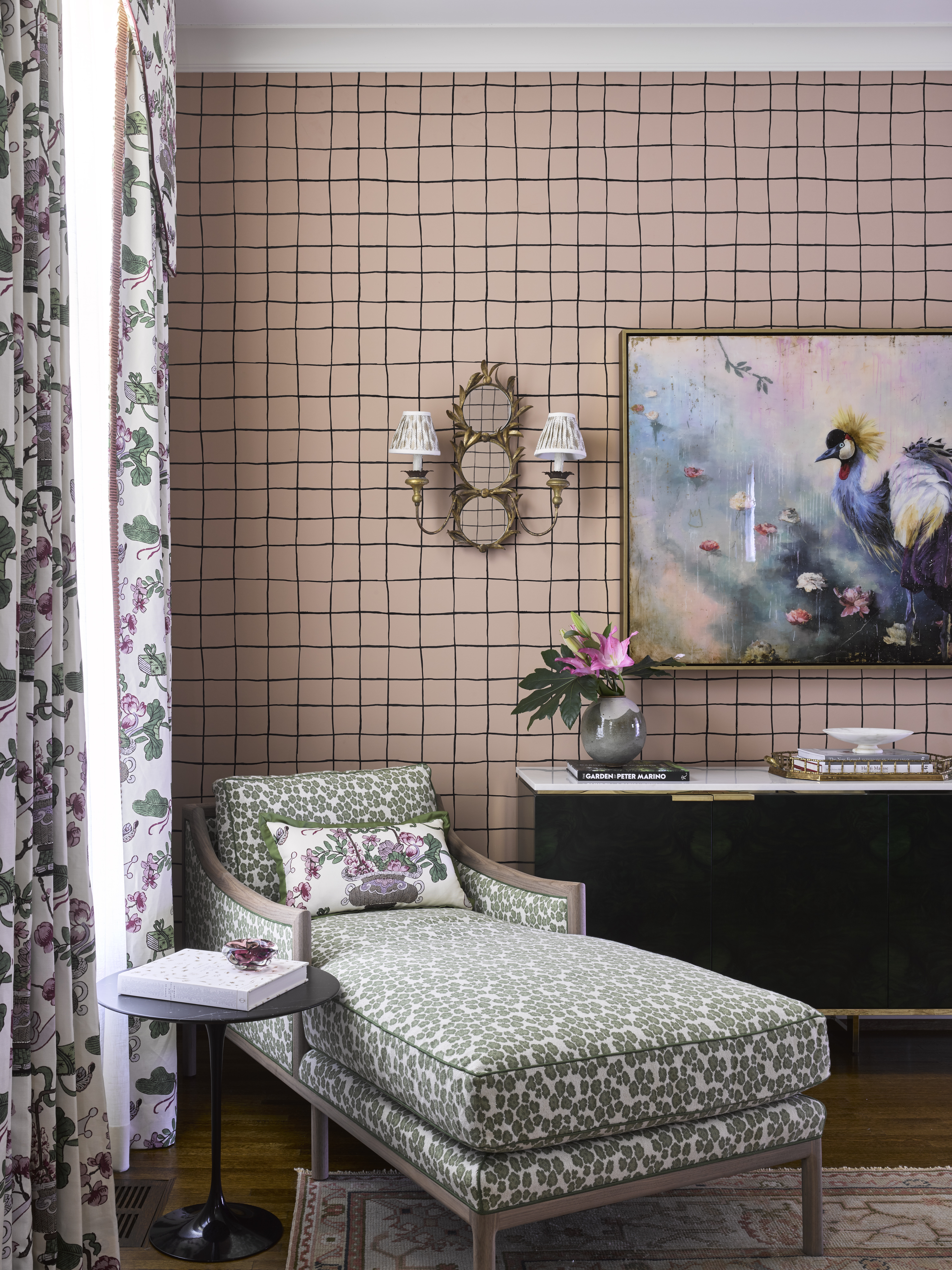 designer charlotte lucas favorite room